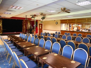Function room of Winton Social